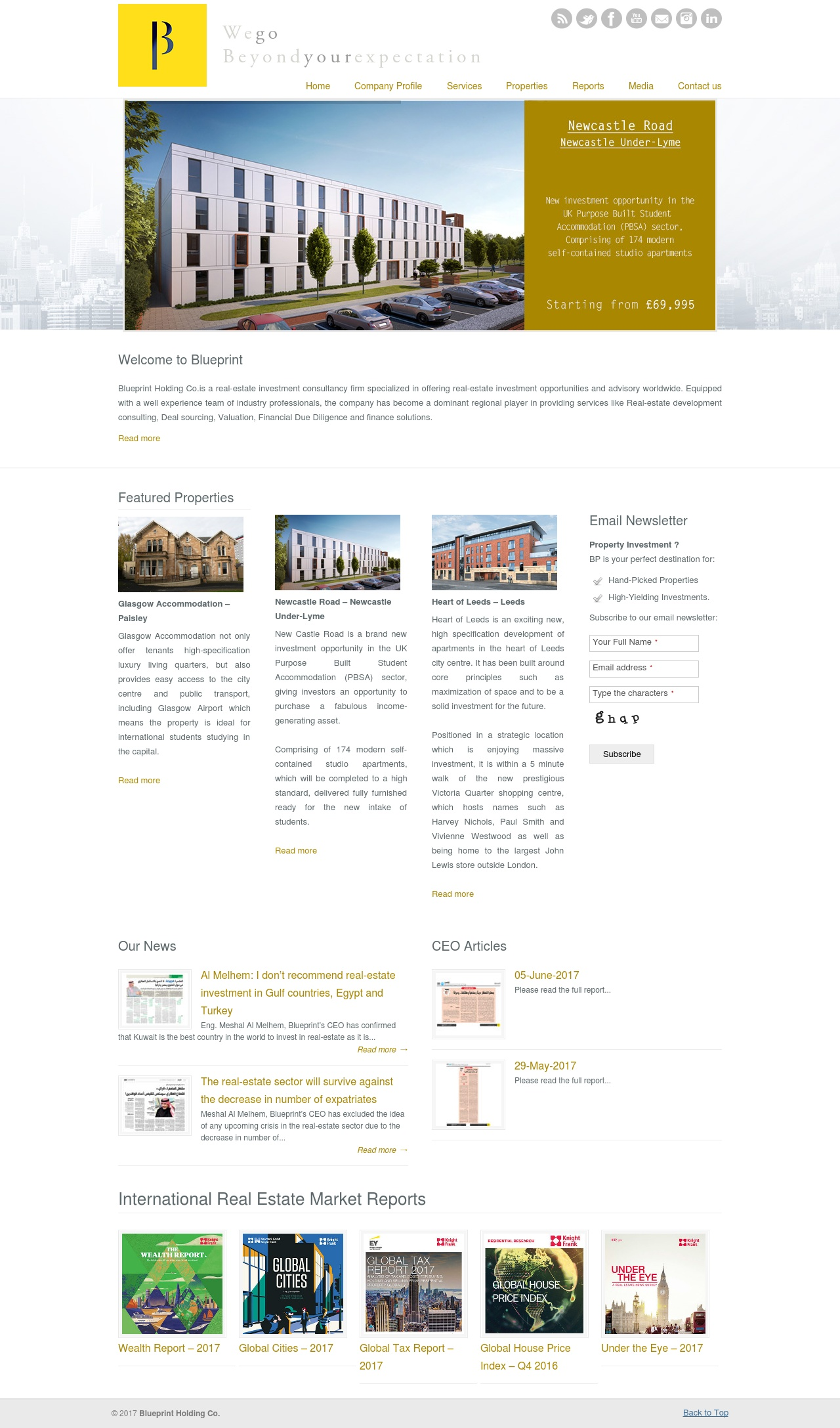 Mahakal web technologiesour project blueprint malvernweather Image collections